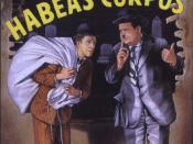 Habeas Corpus (1928 film)