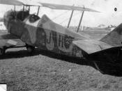 Hester's Curtiss Canuck, 1919