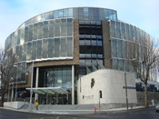 English: Criminal Court of Justice Dublin, Ireland. The court is commencing full operations in Jan 2010.