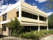 English: Roads and Traffic Authority South West Region offices in Wagga Wagga.