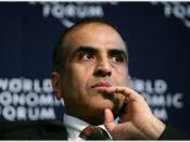 Sunil Bharti Mittal DAVOS/SWITZERLAND, 25JAN08 - Sunil Bharti Mittal, Chairman and Group Chief Executive Officer, Bharti Enterprises, India, captured during the session 'Innovative India' at the Annual Meeting 2008 of the World Economic Forum in Davos, Sw