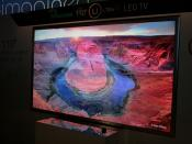 CES 2013 - Hisense HD TV