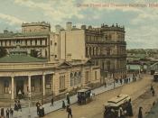 Queensland Government Treasury Buildings, Queen Street, Brisbane, ca.1907
