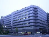 Head office in Tokyo.