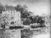 Alexander Pope's house at Twickenham