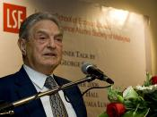 George Soros, billionaire