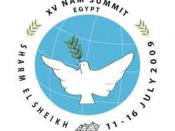 Logo of the Sharm El Sheikh Summit, 2009
