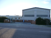 English: Poole : Sealed Air Ltd Sealed Air on Fleets Lane in Poole is part of a global packaging and plastics company.
