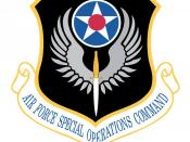 Image of Air Force Special Operations Command Symbol