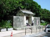 Gusuku Sites and Related Properties of the Kingdom of Ryukyu
