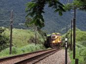 Brazil: Train's a Comin'