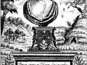 Robert_Herrick_Hesperides - the title pafe of the book