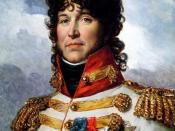 Fragment of portrait of Joachim Murat, Prince d'Empire, Grand Duke of Clèves and of Berg, King of Naples under the name of Napoleon in 1808 (1767-1815), Marshal of France in 1804