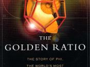 The Golden Ratio: The Story of Phi, the World's Most Astonishing Number by Mario Livio