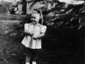 Lillie Deaton Wilkerson Compton (abt 2 yrs old)