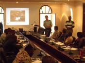 Rule of law seminar, Goma, Democratic Republic of Congo