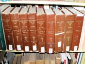 English: The Restatement of Torts at the law library of UC Berkeley School of Law.