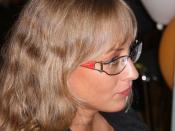 Tatiana Pan'kova, the Prezident of Mother&Child Support Foundation, Vologda, Russia