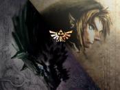 The Legend of Zelda Twilight Princess wii wallpaper3