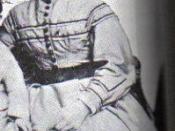 Sarah Briggs, wife of Benjamin Briggs and passenger of Mary Celeste