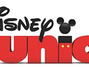English: This is the american Disney Junior logo.