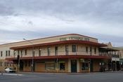 English: Royal Exchange Hotel at Broken Hill, New South Wales
