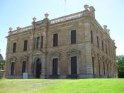 English: Martindale Hall, near Mintaro in the Clare Valley region of South Australia