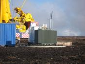 Transformer of Turbine No 5 - geograph.org.uk - 988750