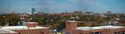 English: Ann Arbor as seen from the University of Michigan Stadium.