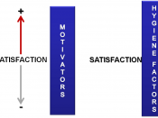 graphical overview - tow factor theory of herzberg