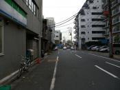 Spot of abduction by Aum Shinrikyo at Kamiosaki Shinagawa Tokyo