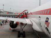 AirAsia A320-200(9M-AFJ)