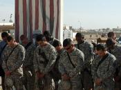 A Moment of Silence for Fort Hood