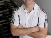English: Dave Fletcher, founder of Odyssey Fitness and one of London's most sought after Personal Fitness Trainer.