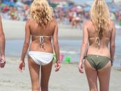 Bikini -Myrtel Beach -South Carolina-1July2007