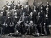 Labour Party MPs elected at the inaugural 1901 election, including Watson, Fisher, Hughes, and Tudor.