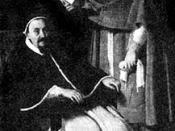 English: Ritratto del card. Ludovico Ludovisi, Dipinto, cm. 112x200,inv. MR 40930