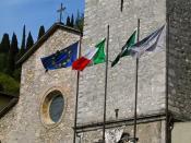 Europe - Italy - Lombardy - Varenna (Subsidiarity)