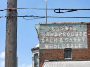 LaPorte, Indiana 2011: Ludwig Fish & Produce Cash & Carry