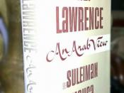T.E. Lawrence: An Arab View, the only book that shows the Arab perspective on Lawrence of Arabia.