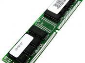 RAM (Random Access Memory) is a hardware component. हिन्दी: रैण्डम ऐक्सेस स्मृति (RAM /Random Access Memory). മലയാളം: RAM (Random Access Memory). Bahasa Melayu: Ingatan capaian rawak (RAM) ialah komponen perkakasan komputer. සිංහල: RAM (සසම්භාවී ප්රවේශ ම
