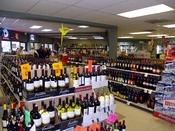 English: Breckenridge, Colorado liquor store.