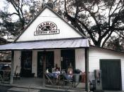 Bradley's Country Store: Leon County, Florida