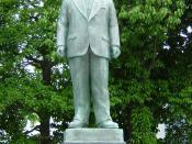 Toyota founder Kiichiro Toyoda