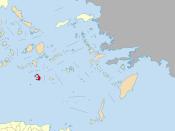 English: Locator map for Thira municipality (Santorin) in Greek region South Aegean (2011) Deutsch: Lage der Gemeinde Thira (Santorin) in der griechischen Region Südliche Ägäis (2011)