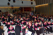 English: SDA Bocconi School of Management: Commencement Day Full-Time MBA Class 2009