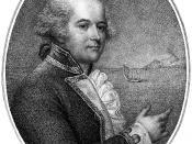 Portrait of William Bligh