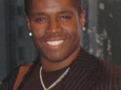 English: Ray Ruffin at Sony Music Entertainment New York, NY 2010