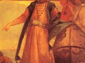 Painting of John Cabot.