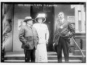 Lafe Gleason & wife & J. Jaeckel  (LOC)